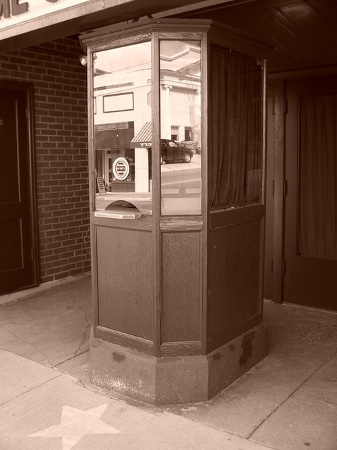 Photo of Ticket Booth